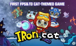 Iron Cat เหมียวฮีโร่ เกมแมวป้องกันฐานล้อเลียนเหล่าฮีโร่ค่ายมาร์เวล