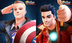 Marvel Avengers Academy โรงเรียนฮีโร่มาร์เวล เกมมือถือมาใหม่ล่าสุด