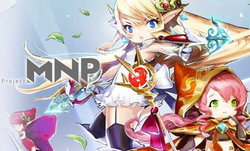 Project MNP เกมมือถือแนวป้องกันฐาน สไตล์ Maple Story จาก Nexon