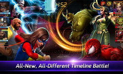 MARVEL Future Fight อัพเดท 3 ตัวละครใหม่ Ms.Marvel, Thor และ Carnage