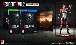 Resident Evil 2 Remake เผยชุดกล่องเหล็กของโซนยุโรป