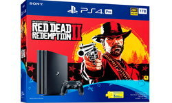 PS4 Pro Red Dead Redemption 2 Bundle Pack ประกาศขายในไทยเร็วๆนี้