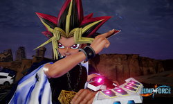 Bandai Namco ปล่อยตัวอย่างใหม่ Jump Force เปิดตัว Yugi Muto