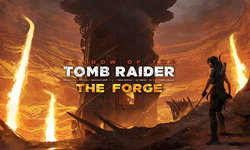 เตรียมถล่มถ้ำลาวาใน The Forge ภาคเสริมตัวแรกของ Shadow of the Tomb Raider