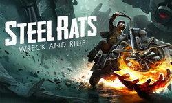 เตรียมบิดคันเร่ง ไบค์เกอร์จอมทำลาย Steel Rats เตรียมวางจำหน่าย 7 พฤศจิกายนนี้