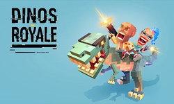 Review : Dinos Royale เกม Battle Royale สไตล์ Pixel ย้อนยุคสุดฮา