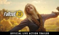 ชมตัวอย่างใหม่ของ Fallout 76 ฉบับคนแสดง