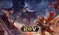 RoV  เตรียมทีมกับตัวละครเบื้องต้น ที่จับมาลงครบทุกตำแหน่ง