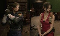 Resident Evil 2 remake ไม่ชอบชุดใหม่ อยากใส่ชุดเก่าเราเปลี่ยนได้