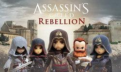 รีวิว Assassin's Creed Rebellion ภาคีนักฆ่าตัวจิ๋ว แต่ยังโหดอยู่นะเออ
