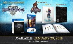 เปิดราคา Kingdom Hearts III ชุดพิเศษ Deluxe Edition ในไทย