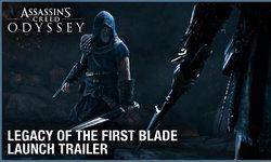 Legacy of the First Blade เนื้อเรื่องเสริมของ AC Odyssey เปิดให้เล่น 4 ธคนี้