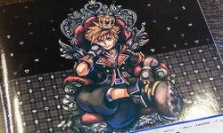 ภาพสวยๆจากเครื่อง PlayStation 4 Kingdom Hearts III Edition