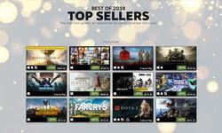 Valve จัดอันดับสาขาต่างๆ ใน Steam ประจำปี 2018