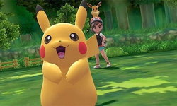 Pokemon Lets Go Pikachu และ Lets Go Eevee ทำยอดขายแบบดิจิทัลขึ้นแท่นอันดับหนึ่งของญี่ปุ่น