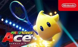 ชมลีลาการตีเทนนิสของเจ้าดาว Luma ในตัวอย่างใหม่ของ Mario Tennis Aces
