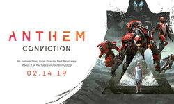 รอชม EA เปิดตัวหนังสั้น Conviction จากเกม Anthem พร้อมฉาย 14 ก.พ.นี้