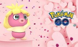 โลกของ Pokemon GO กำลังเป็นสีชมพู กับกิจกรรมพิเศษต้อนรับวันวาเลนไทน์