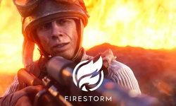 ชมคลิปเกมเพลย์โหมดแบทเทิลรอยัล Firestorm ของ Battlefield V