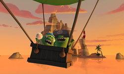 Angry Birds Isle of Pigs นกพิโรธเตรียมตัวขึ้นฝั่งเกาะหมูแล้วใน PlayStation VR