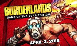 เปิดตัว Borderlands Game of the Year Edition