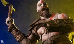 Boy! God of War ฉลองครบรอบ1ปี ทำโปสเตอร์ และฟิกเกอร์