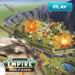 เกม Empire World War III