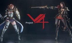 Project V4 เกมใหม่จากผู้สร้าง Overhit เตรียมเปิด Global ต่อ