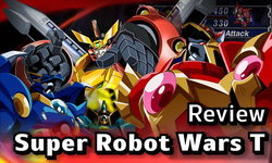 รีวิว Super Robot Wars T เกมมัดรวมหุ่นเหล็กไหลฉากต่อสู้อลังการภาคล่าสุดที่แฟน ๆ ไม่ควรพลาด