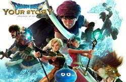 Dragon Quest: Your Story ปล่อย Trailer ตัวที่สองพร้อมโปสเตอร์หนัง