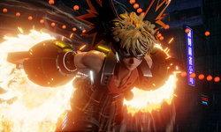 Jump Force เผยภาพสกรีนช็อตแรกของ DLC บาคุโก คัตสึกิ