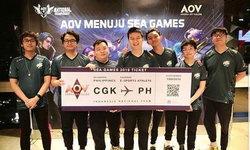 อินโดฯส่งทีม EVOS เป็นตัวแทนไปแข่ง RoV ในซีเกมส์ 2019