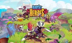 ReadySet Heroes รวมแก๊งฮีโร่สุดแนวลุยดันเจี้ยน พบกันใน PS4 2 ต.ค.นี้