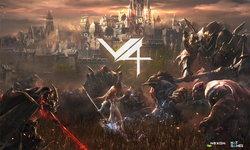 Project V4 เกมออนไลน์ฟอร์มยักษ์ตัวใหม่ จากทีมสร้าง HIT และ Overhit