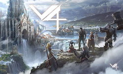 Project V4 โชว์คลิปเกมเพลย์ตัวแรก พร้อมแนะนำตัวละครทั้ง 6 คลาส