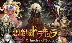 Trailer ใหม่ Castlevania: Grimoire of Souls ภาคมือถือจากงาน Tokyo Game Show