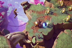 Project F เกม League of Legends ในรูปแบบ Action RPG