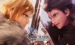 War of the Visions: Final Fantasy Brave Exvius โชว์ตัวอย่างใหม่ สนุกพร้อมกันได้ถึง 4 คน