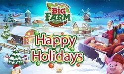 ขอเชิญชาวไร่มา Merry Christmas กับกิจกรรมเกม Bigfarm รับหน้าหนาว
