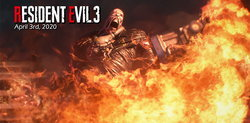 Capcom เปิดตัว Resident Evil 3 Remake พร้อมเผยวันวางจำหน่ายในปี 2020