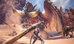 Demo เกม Monster Hunter World  รอบสามโหลดได้ 17 ม.ค.นี้