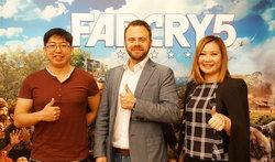 Ubisoft เปิดตัว Far Cry 5 ประกาศแปลเกมเป็นภาษาไทยเร็วๆ นี้
