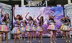 Tera จัดงานเปิดตัวยิ่งใหญ่ แจกไอเทมพร้อมชมคอนเสิร์ต BNK48