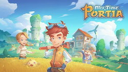 My Time At Portia เกมจำลองชีวิตเกษตรกร ลงขายเเล้วใน Steam