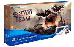 Sony จัดชุดพิเศษเกม Bravo Team มาพร้อมกับจอย PSVR Aim Controller