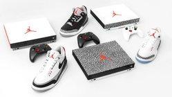 ชม XboxOne x ลายพิเศษจากรองเท้า Nike AirJordan