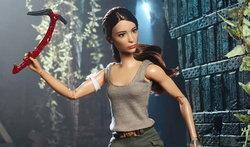 บาร์บี้จัดตุ๊กตารุ่นใหม่ Tomb Raider รับหนังเวอร์ชั่น Reboot
