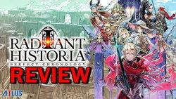 รีวิวเกม Radiant Historia Perfect Chronology เกม RPG ย้อนเวลาฉบับภาษาอังกฤษ