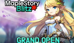 เปิดแล้วจ้า MapleStory Blitz เกมวางกลยุทธ์แบบเรียลไทม์จาก Nexon