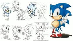 ผู้สร้างเปิดความลับ เม่นสายฟ้า Sonic ตอนแรกออกแบบเป็นเด็กผู้ชาย